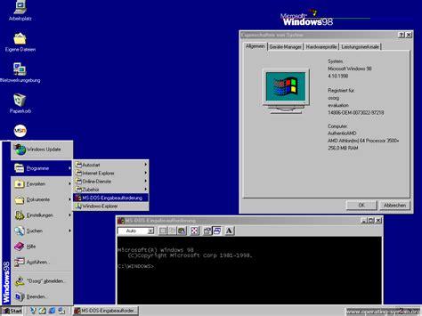 operating system screenshot microsoft windows