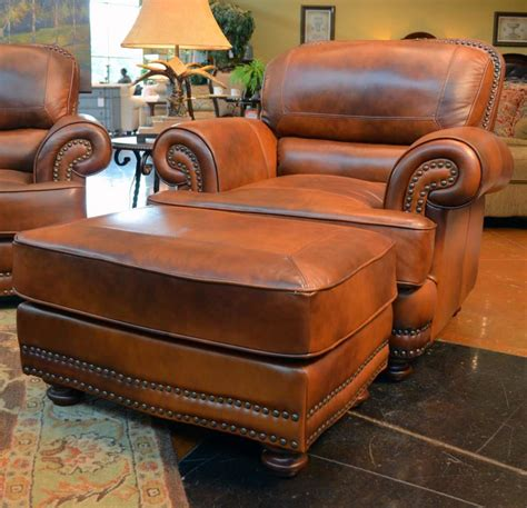 leather oversized chair with ottoman leather chairs with ottoman chairs seating