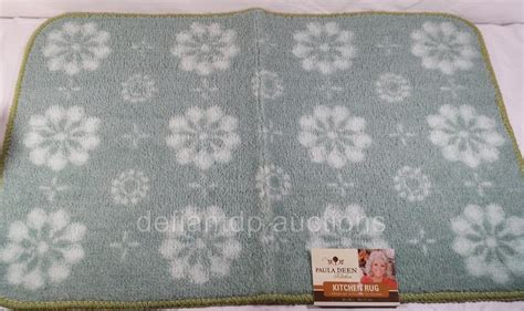 paula deen rugs paula deen 18 quot x 28 quot kitchen rug choice of colors brand new with tags ebay