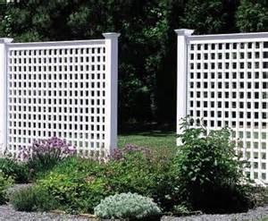 8 Foot Garden Trellis 6 Ft Lattice Fence Traditional Home Fencing And Gates
