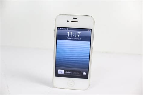 apple iphone 4 16gb t mobile property room