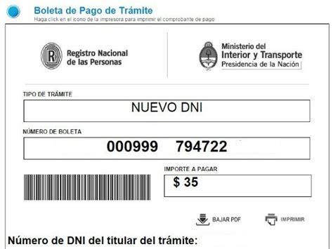 ministerio de interior renovar dni ministerio del interior argentina dni turnos