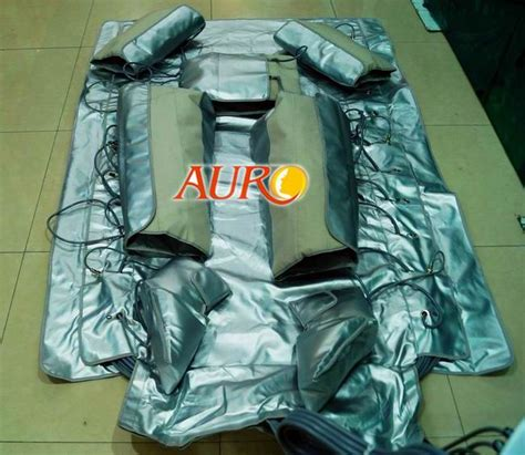 Slimming Suit Infrared standing slimming suit pressotherapy far infrared lymphatic drainage salon equipment