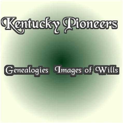 Jefferson County Records Ky Jefferson County Kentucky Genealogy Resources Wills Estates