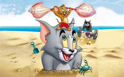 tom  jerry tough  tumble poster hd wallpapers  wallpaperscom