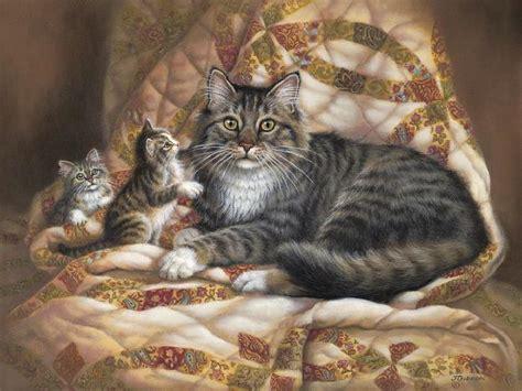 painting kitten kitten paintings judy gibson