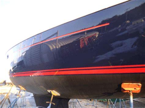 boat hull gelcoat gelcoat crack repair diy or professional help
