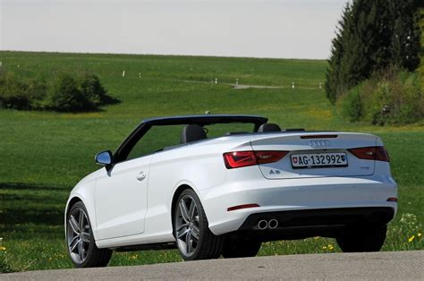 Audi A3 Cabrio Test by Audi A3 Audi A3 Cabrio 2014 Im Test