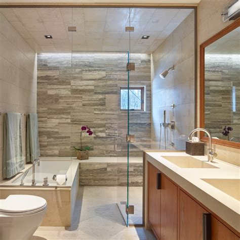 shower area shower bathtub combo in your bathroom decohoms