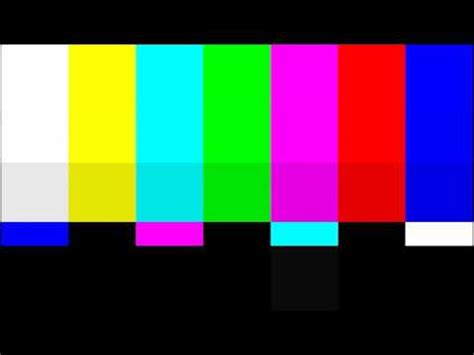 test pattern sound download television test screen pattern and sound 2 hours youtube