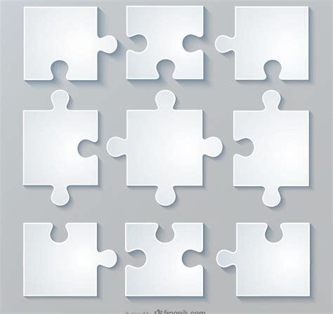 拼图图片矢量图免费下载 千图网www 58pic Com Editable Puzzle Pieces