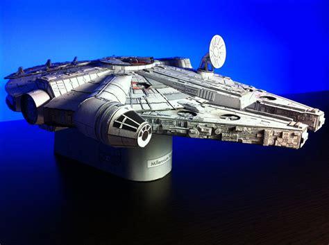 Millenium Falcon Papercraft - millenium falcon papercraft papercraft