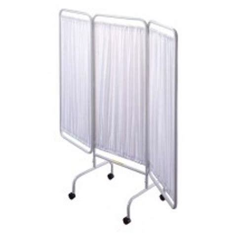 mobile rolling hospital healthcare privacy screen divider