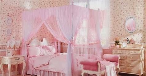 P W Gambar Putri Tidur foto desain kamar tidur anak cewek simple warna pink