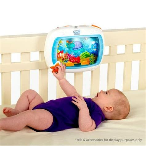 Baby Einstein Crib Soother With Remote Mobile Baby Soother Sleep Crib Baby Einstein Neptune Remote Rail