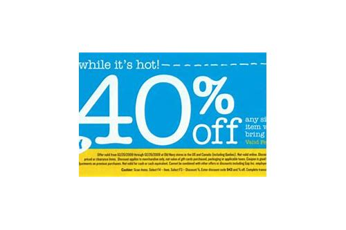 coupon code old navy canada online