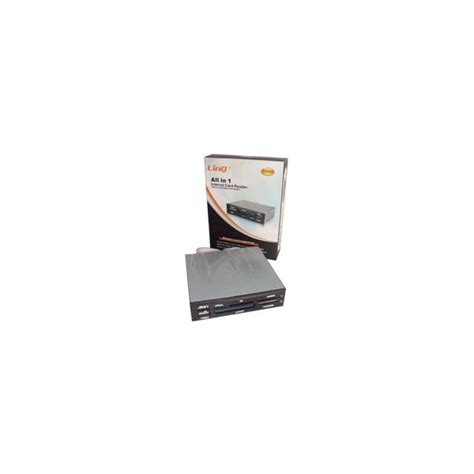 card reader interno card reader interno nero linq cartoleria nuova g m