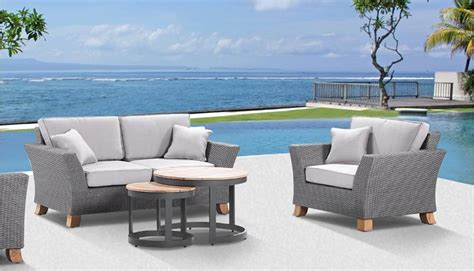 outdoor wicker furniture sydney amp melbourne bay gallery