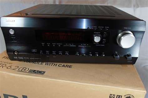 integra dtr 6 2 home theater receiver ebay
