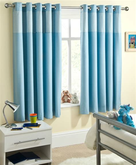 Baby Blue Curtains For Nursery Baby Boy Nursery Curtains Nursery Ideas Herringbone At The Top And Boys