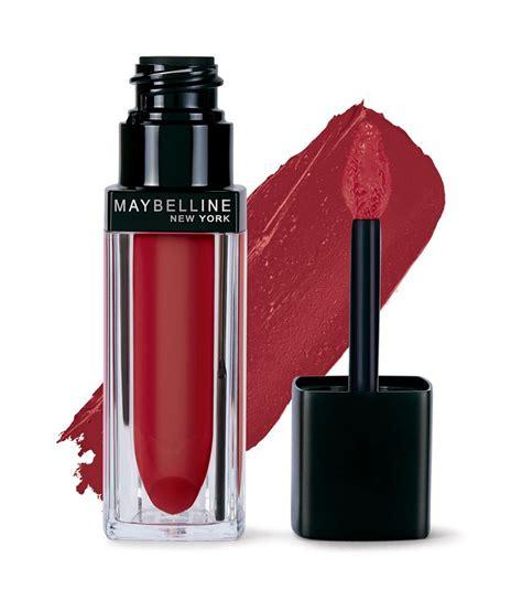 Lipstik Maybelline Velvet Matte by Maybelline Color Senstational Velvet Matte Lipstick Neon