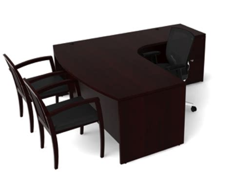 office furniture l desk jade l shape desk by cherryman office furniture ethosource