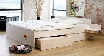 ikea betten 200x200 schubkasten doppelbett aus buche oder kiefer bett norwegen