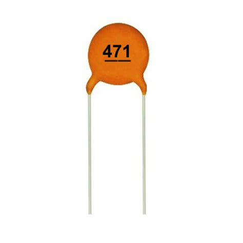 capacitor rating for pf 470pf ceramic capacitor faranux electronics