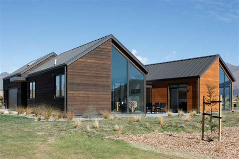 central otago style homes landmark homes tewa design