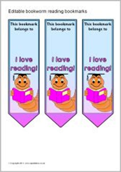 printable bookmarks sparklebox pinterest the world s catalog of ideas