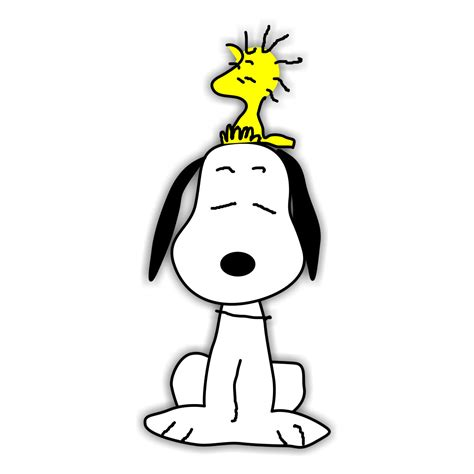 snoopy clipart the gallery for gt snoopy fall clip