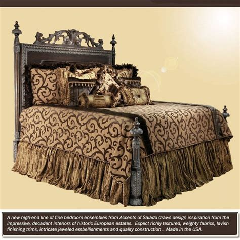 bed sheets in spanish spanish scroll bedding spanish scroll chenille bedding ensemble from accents of