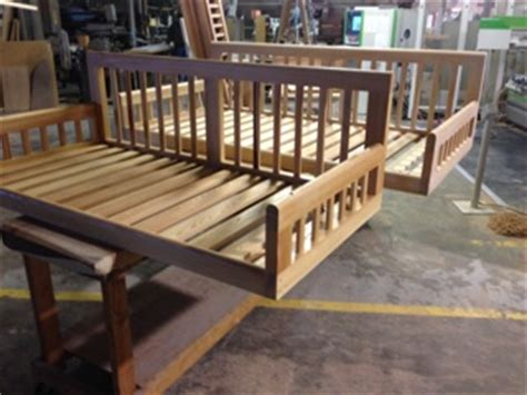 Rustic Wooden Garden Bench Two Styles Of Porch Beds Swings From Original Charleston