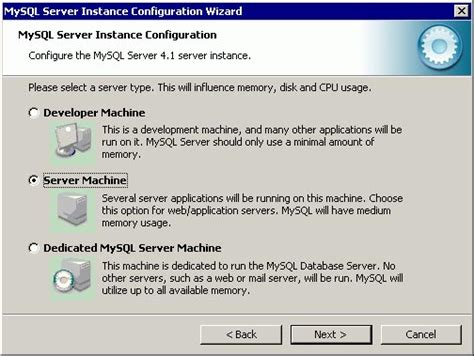configure xp mysql server upgrading movabletype berkeley to mysql