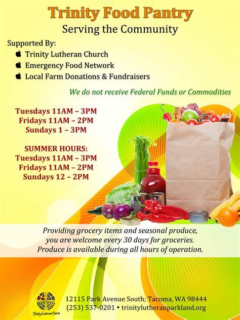 Lutheran Food Pantry by Food Pantry Feeding Ministries Lutheran Church