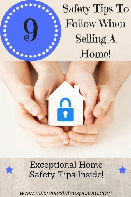 10 Safety Tips To Follow In Your Home by Safety Tips When Selling Your Home