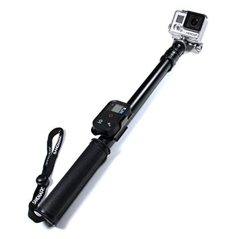 what to use to stick photos on the wall the best gopro selfie sticks with remote review in 2017