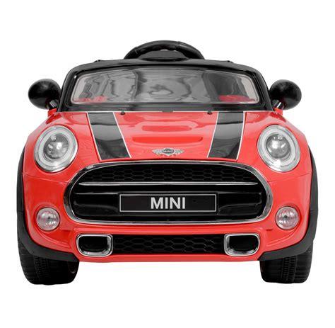 Mini Cooper Kinderauto by Hecht Mini Cooper Elektro Kinderauto Akku Kinderfahrzeug