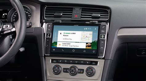 Golf 7 Android Auto by 9 Mobile Media System For Volkswagen Golf 7 Featuring