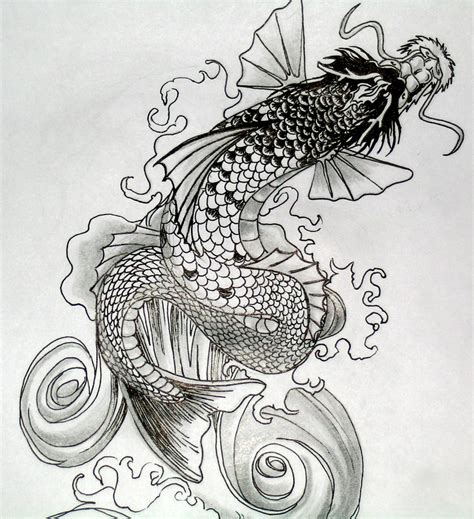 tattoo koi fish turning into dragon tattoo turok koi tattoo wallpapers