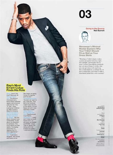 gq spring 2015 hairstyles kid cudi styles in gq 2011 spring style preview upscalehype