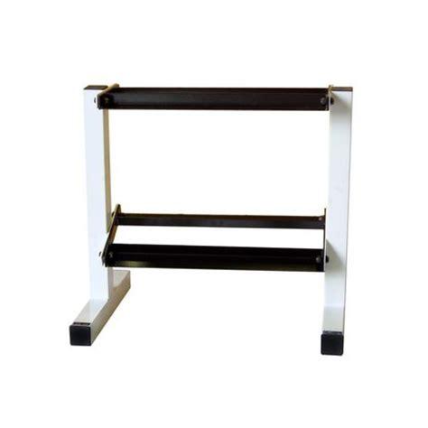 cap barbell two tier 20 quot dumbbell rack walmart ca