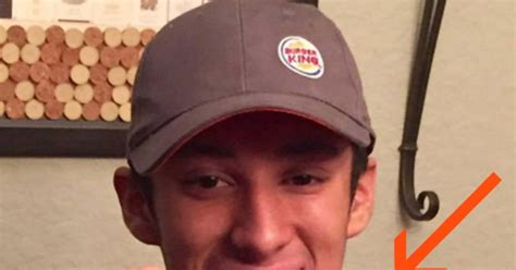 homeless asks burger king cashier what he can do with 50 cents his response is epic