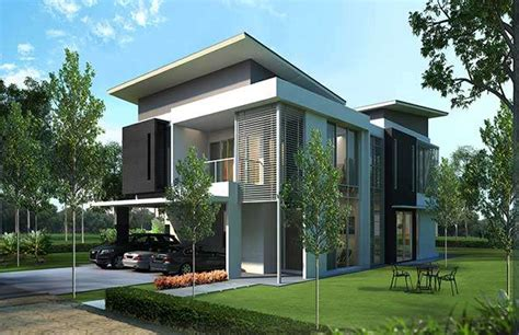 Garden House Design Ideas Malaysia New Bungalow House For Sale At Cypress Residences