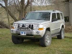 pics for gt jeep commander custom bumper