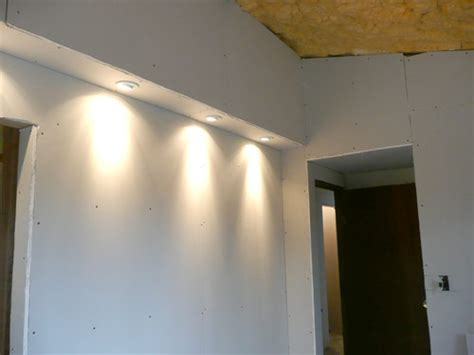 Ceiling Soffit Lighting by M