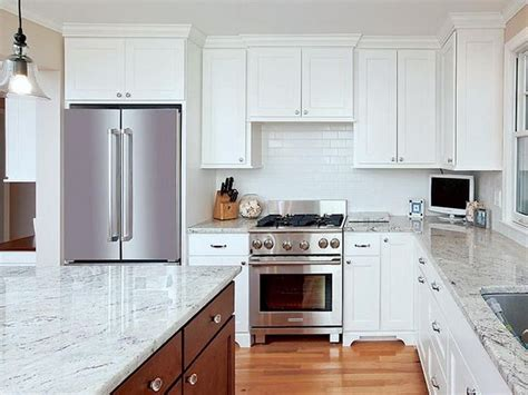 Countertops For White Kitchen Cabinets White Quartz Countertops Kitchen Ideas Pinterest