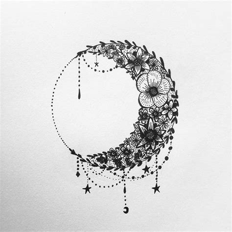 tattoo designs moon 1000 ideas about moon tattoos on sun moon