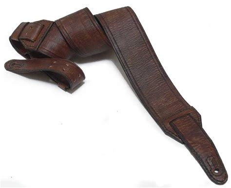 Handmade Leather Guitar Straps - handmade leather guitar