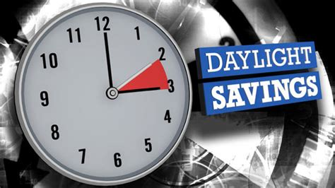 When Is Day Light Savings Time by Daylight Saving Time